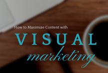 Visual Marketing Tips / Visual marketing tips to build your marketing strategy.