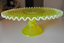 Cake Stands  / by Anita Self