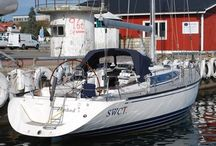 1993 X-Yachts X-412 'ZAP:HOD' for sale