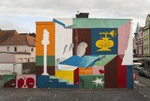 44 Murals