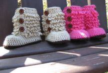 Baby Shoes / by Colette Moore