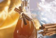 nápojový ňaminy / sirupy, oleje