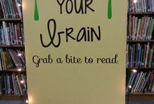 Library display ideas / by Alachua County Library District