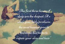 The sleep code book / Facts about sleep