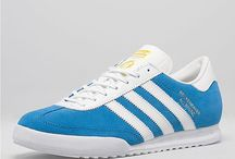 Adidas Originals Trainers / Old school retro trainers, for the lads