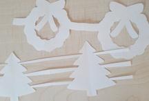 Holiday decorations / by Corrina Hendricks
