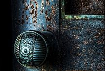 The Doors / A collection of cool and usual door pictures and art pieces. Doors can be cool and make a great photo subject.