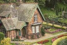 Romantická sídla, opuštěná krása