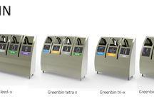 Greenbin X-Serisi / Greenbin X-Serisini gördünüz mü? Greenbin, X-serisi modelleri ile şimdi atık konusunda çok daha fazla çözüm sunuyor.