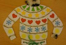 Téma: jak se oblékáme v zimě