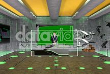 Virtual Set | Great for News
