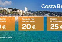 Costas Españolas / Disfrutar en las costas españolas es un gran privilegio, buen tiempo, bonitas playas, bellos paisajes… ¿Ya has estado en alguna de nuestras costas?