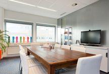 Kantoorruimte in Eindhoven / Kantoren in Eindhoven | Office space in Eindhoven ♥ Laat je inspireren door mooi interieur en bijzondere bouwwerken.