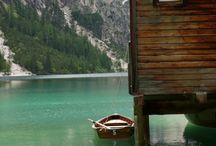 places to go / by Ellen LaRue