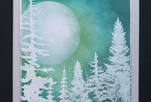 Christmas/Winter Cards