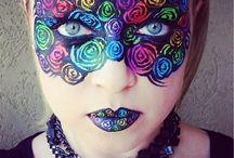 Inspiration - Masks