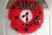 Birthday Wreaths / by Janice Leighton: Inspiration
