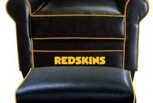 MY REDSKINS! / by Ronette Hill