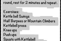 Fitness  / Is a description really needed for this? / by Bill & Kelley Eledge