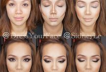Make-Up / Make-Up Tips & Ideas