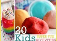 Fun kids summer / by Amanda King