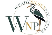 My Logo / Thank you so much to Pamela Uhles Brownstein for creating this logo to further brand my name in the writing world! I love it!