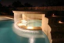 Pools / by Kristen Broadhead