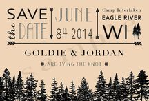 Save the dates/Invites