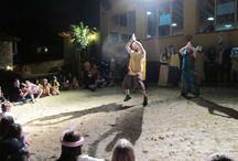 Campamento de inglés GMR- Velada de Noche de Circo