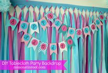Things To Make With Plastic Tablecloths