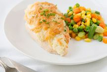 Recipes - Main - Poultry/Pork / by Britt Pearsall