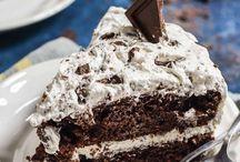 Snoepreep taarten