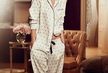 Loungewear, pyjamas, lingerie