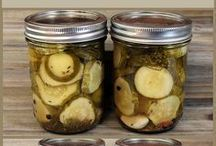 pickling food /gerkins etc