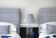 Headboards / Padded and upholstered or loose covers, we can make your headboard softer or more stylish.