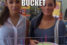bucket list!!