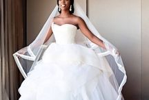 Celebrity wedding gowns