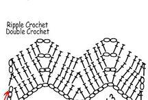 Blokkies en Komberse / Hekel / Crochet