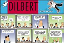 Dilbert on management / dilbert