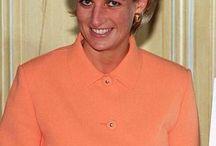 Diana in orange