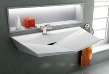 Bathroom idea file / by Lindsay Quinn