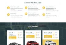 Wordpress Rent A Car Temaları