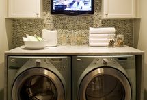 Laundry Rooms to Love / by Cristi