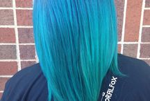 Living with Moxie! / All cuts and colors done in salon by our stylists.
