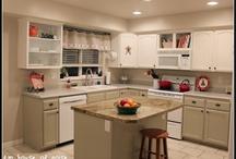 Kitchen / by Tasha Jackson Wright