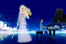 YoUr LiE iN ApRiL / To me, this is the most Beautiful Anime in the World because it gave me many Colours of Emotions
