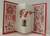 cartes avec pliages