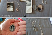 DIY Vintage Necklace