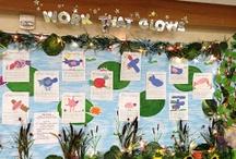 Garden Theme Classroom