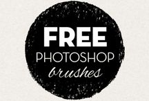 Photoshop Tools and Tutorials / Photoshop freebies, tutorials, and tools.
